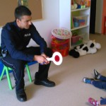 Wizyta Pana policjanta