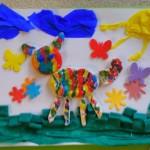 Kolorowa zebra – konkurs