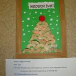 Świąteczna kartka – konkurs