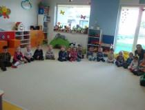 dogoterapia w przedszkolu hocki-klocki w częstochowie