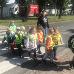 Skrzyżowanie i znaki drogowe